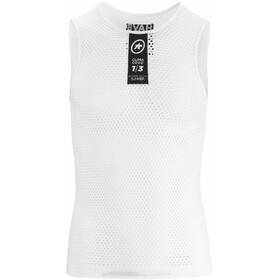 assos Skinfoil Sous-maillot d'été, holy white
